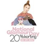 National Glamour Day 2017: alle kortingscodes en deelnemende winkels