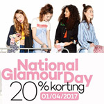 National Glamour Day 2017: alle kortingscodes op een rij