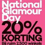 National Glamour Day 2019: alle kortingscodes en deelnemende winkels