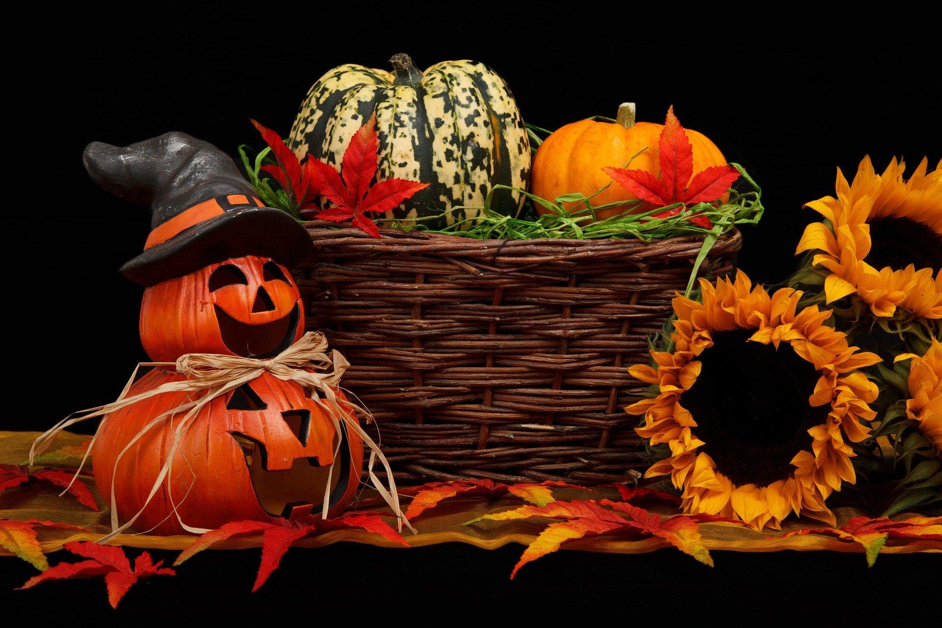 Halloween decoratie en accessoires
