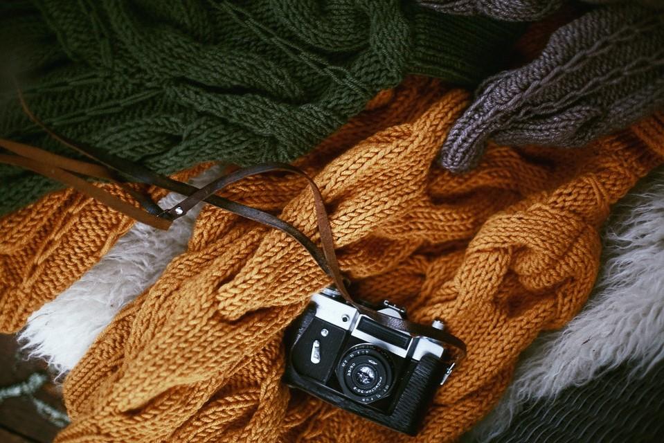 Gebreide truien