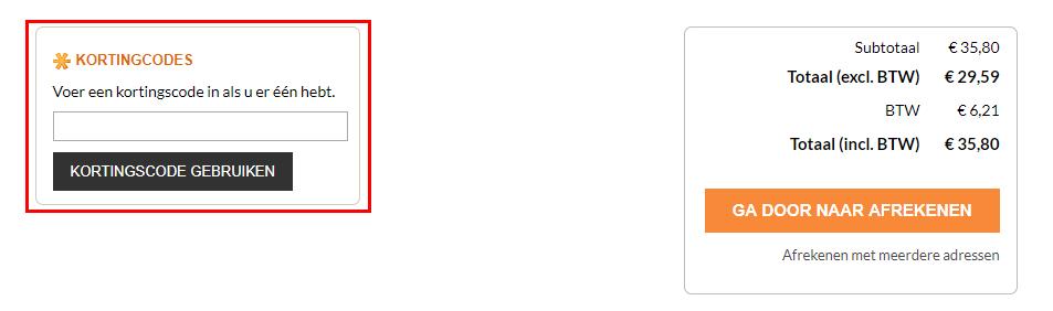 InkClub kortingscode gebruiken