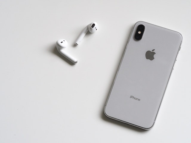 iPhone met earpods