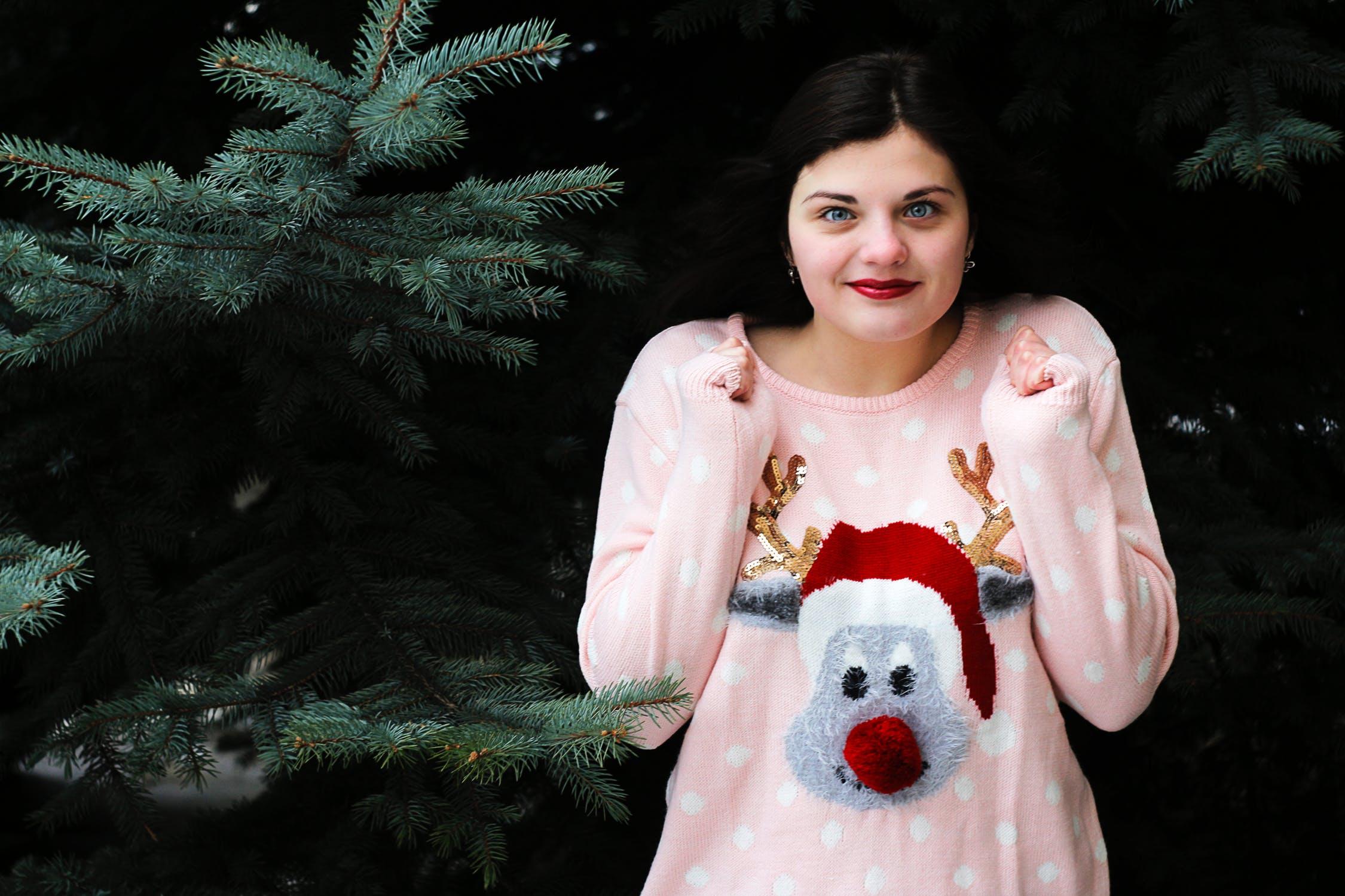 Chique Kersttrui.Shop Goedkoop Je Party Outfit Voor De Feestdagen Acties Nl
