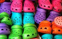 Over Crocs