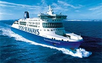 Over DFDS Seaways
