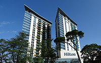 Over Hilton Hotels\