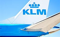 Over KLM