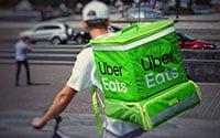 Over Uber Eats