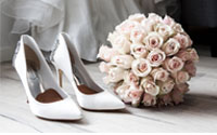Over Weddingdeco