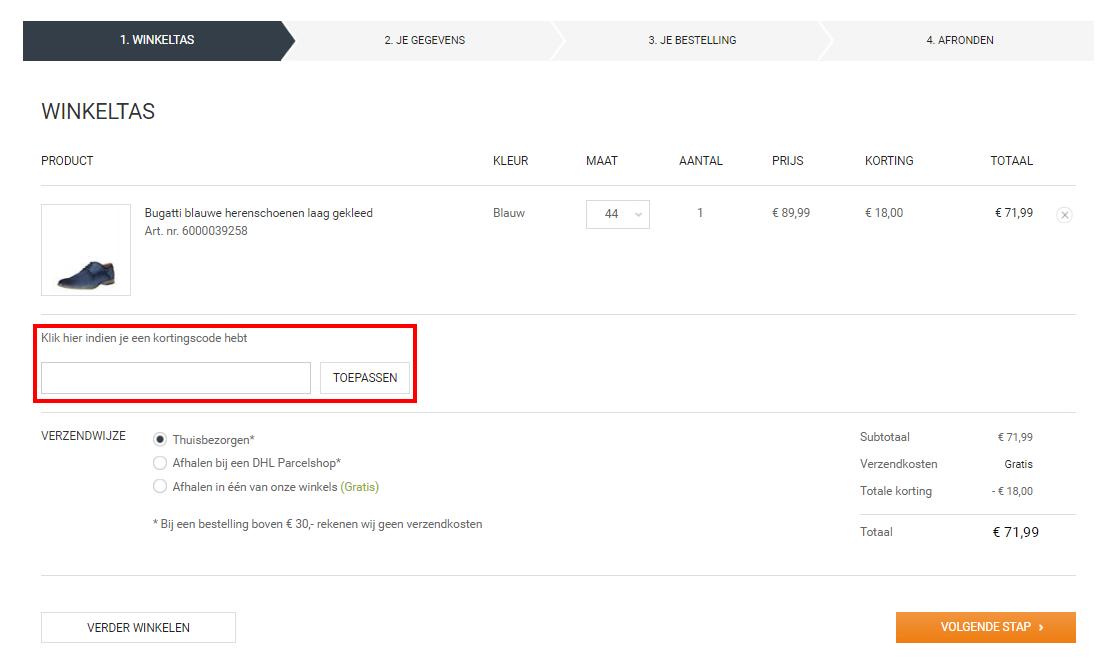 213ed63fcdb Schuurman Schoenen kortingscode: 20% + €10 korting in juni 2019