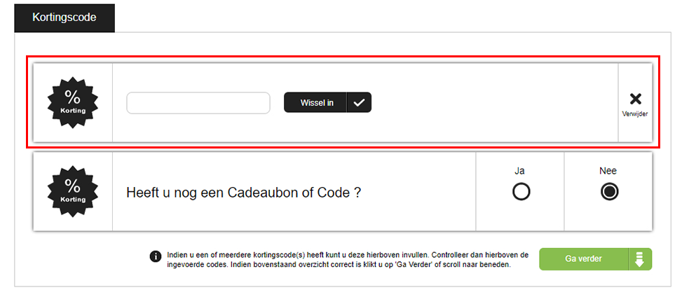 Style4 kortingscode gebruiken