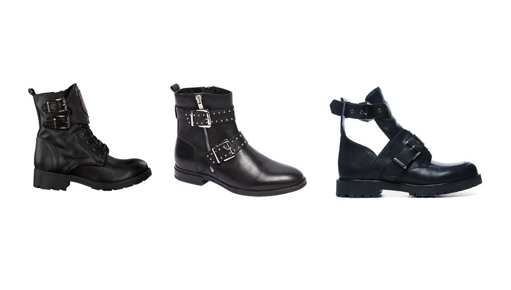 Trend biker boots