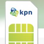 Betaal nu slechts €4,99 voor een KPN Prepaid SIM-kaart + €10,- GRATIS beltegoed