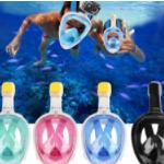 Bij GroupDeal bestel je het Easybreath Snorkelmasker met 42% korting