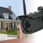 Bestel een Full HD Outdoor Camera met 72% korting | GroupDeal
