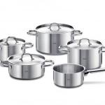 Bestel de Fissler Family Linne pannenset nu voor slechts €239,- bij Cook&Co