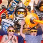 TravelBird | Bespaar nu 65% op een 4*-hotel + LEGOLAND Discovery Centre voor 1, 2 of 3 nachten