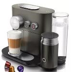 Scoor nu een Nespresso Magimix Expert & Milk koffiemachine met 18% korting bij Koffiediscounter