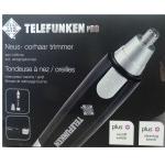 Betaal nu slechts €14,95 voor een Telefunken Tondeuse / Baardtrimmer + Neushaartrimmer   Voordeligscheren