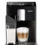 Je ontvangt bij Koffiediscounter nu 9% korting op de Philips EP3550/00 espressomachine