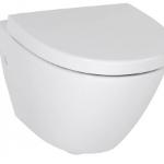 Saniweb   Nu €180 korting op een Saqu Sky Easyclean wandcloset toilet