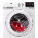 Je krijgt nu 27% korting op een AEG 1400 toeren wasmachine   Expert
