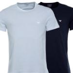 MandMDirect geeft nu €28,- korting op Emporio Armani Heren T-Shirts