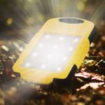 Bestel nu een LED Solar Charger bij MegaGadgets met wel 50% korting