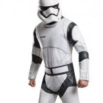 Shop nu bij Verkleedklerenonline een Star Wars Stormtrooper luxe kostuum met 40% korting