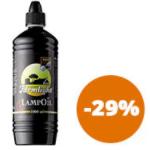 Bij Kampeerperfect krijg je nu 29% korting op lampenolie voor olielampen
