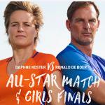 Je krijgt bij Uitjekrant nu 50% korting op een kaartje voor La League: All-Star Match & Girls Finals