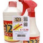 Koop nu een 123 Clean Startpakket met 20% korting - Kampeerperfect