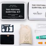 Shop nu een festival survival kit met maar liefst 50% korting bij Mamzel