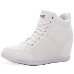 Schoenenwinkel.nl geeft 33% korting op G-Star Labour Wedge sneakers