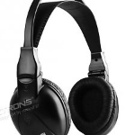 Korting Djoozy | Bestel nu een Xtrons DWH002 infrarood hoofdtelefoon met 23% korting
