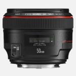 Bespaar nu maar liefst €200,- op de Canon EF 50mm f/1.2L USM lens