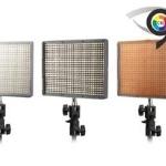 Folux | Scoor nu een Aputure LED HR-672C Bi-Color set + tas en afstandbediening met 22% korting
