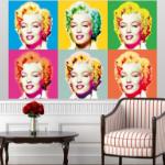 Muurmode geeft 50% korting op een Visions of Marilyn muurposter
