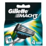 Je krijgt alleen vandaag 50% korting op Gillette Mach3 Scheermesjes   ShaveSavings