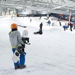 Ga nu 2 uur skiën of snowboarden bij De Uithof in Den Haag met 55% korting | ActievandeDag