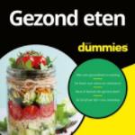 Bespaar nu €10,- op het boek Gezond eten voor Dummies | Voordeelboekenonline