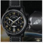 Pak nu bij Watch2Day 75% korting op een Sturmanskie Space Pioneers Chronograph horloge