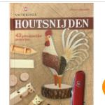 """Voor maar €21,95 koop je nu het Victorinox Boek """"Houtsnijden"""" bij Kampeergoed"""
