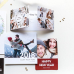 Ontvang 40% korting op nieuwjaarskaarten bij Webprint