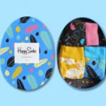 Bestel de speciale Pasen giftbox van Happy Socks voor €24,95