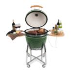 Profiteer van €300,- korting op een Patton Kamado Grill bij Barbecueshop