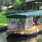 Profiteer bij ActievandeDag van 40% korting op een rondvaart door Giethoorn
