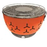 Profiteer bij ActievandeDag van 65% korting op een draagbare houtskool BBQ