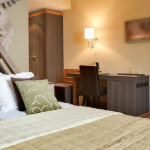 Boek bij ActievandeDag een luxe kloosterhotel bij Brugge met 50% korting